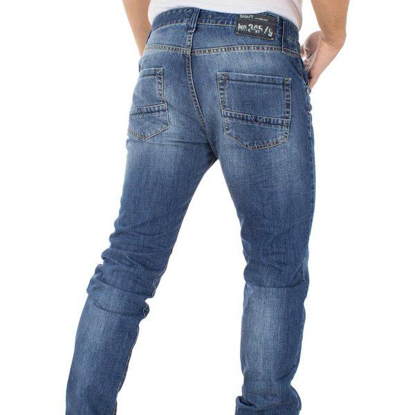 Τζιν Παντελόνι Shaft Jeans M770 Μπλε
