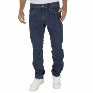 Τζιν Παντελόνι SHAFT Jeans D800 σκούρο Μπλε