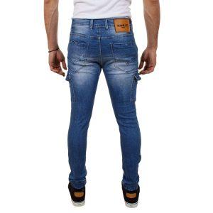 Τζιν Παντελόνι Back2Jeans S31 army