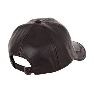 Καπέλο Jockey BENETO MARETTI W18-12965 Καφέ