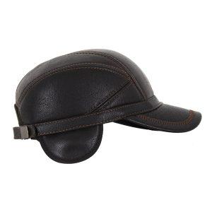 Καπέλο Jockey BENETO MARETTI W18-GDSFP04090000 Καφέ