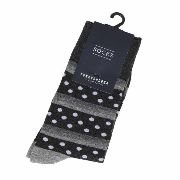 Κάλτσες FUNKY BUDDHA FBM028-10218 Μπλε