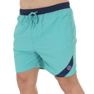 Μαγιό Βερμούδα DOUBLE Classic Trunks MTS-106 Aqua
