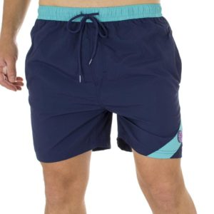 Μαγιό Βερμούδα DOUBLE Classic Trunks MTS-106 Navy