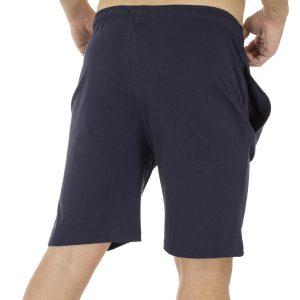 Μακό Βερμούδα DOUBLE Terry Shorts MS-5 Μπλε