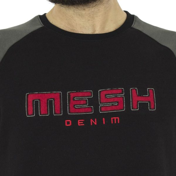 Φούτερ MESH&CO Mesh Inside 05-256 Μαύρο