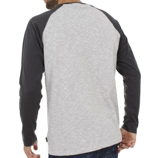 Μακρυμάνικη Μπλούζα SNTA SW18-1-8 Γκρι