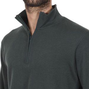 Μπλούζα με Γιακά MAO SANTANA SW16-4-48