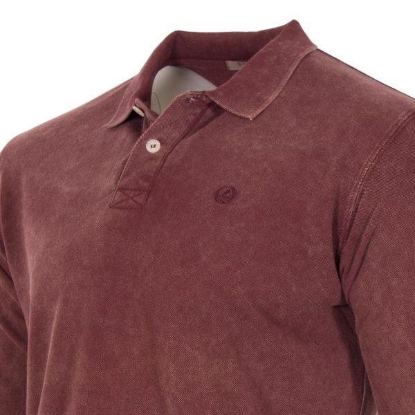Μακρυμάνικη Μπλούζα με Γιακά SANTANA SW16-2-28
