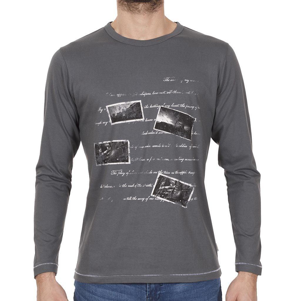 Μακρυμάνικη Μπλούζα SANTANA SW16-1-10