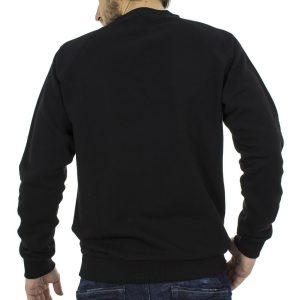 Μπλούζα Φούτερ SANTANA MARMEL SW17-3-36 Μαύρο