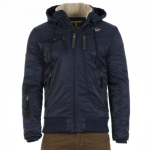 Μπουφάν Bomber Jacket Splendid 36-201-038 Navy