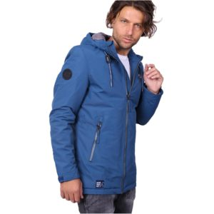 Μπουφάν JACKET ICE TECH G506 Petrol