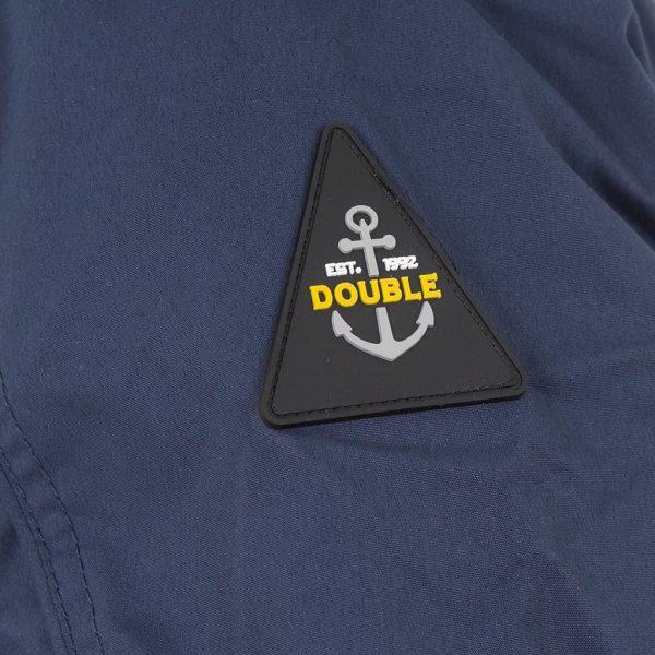Αντιανεμικό Μπουφάν Sailing Jacket DOUBLE MJK-111 Μπλε
