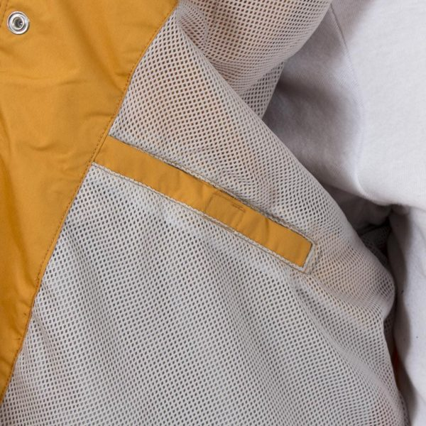 Αντιανεμικό Μπουφάν Sailing Jacket DOUBLE MJK-111 Κίτρινο
