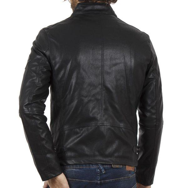 Μπουφάν Motorbike JKT ICE TECH Alfa-PU Μαύρο