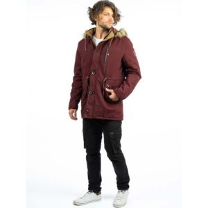 Μπουφάν Parka Cherry ICE TECH G538