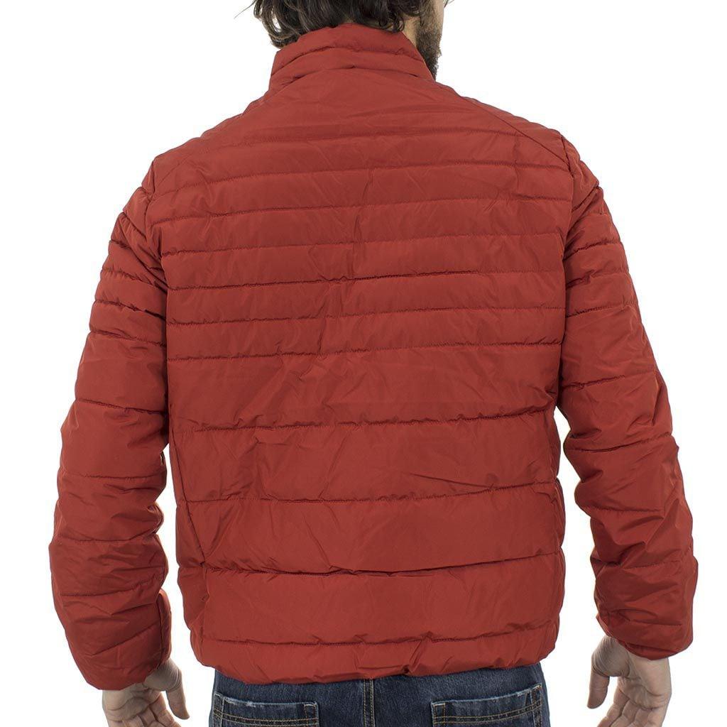 Μπουφάν Puffer Jacket CELIO junew Πορτοκαλί  99fb35bea37