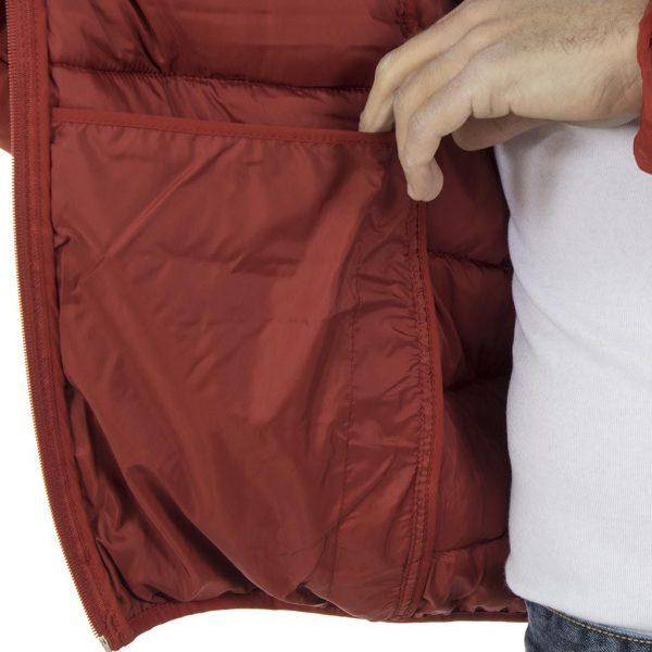 Μπουφάν Puffer Jacket CELIO junew Πορτοκαλί