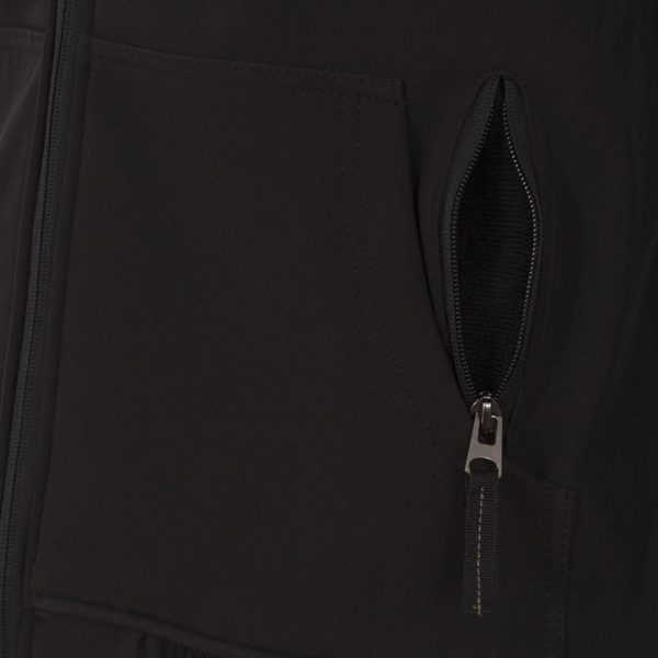 Μπουφάν Jacket SPLENDID 38-201-012 Μαύρο