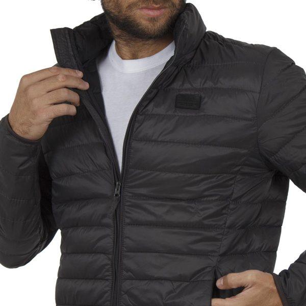 Φουσκωτό Μπουφάν Puffer Jacket BLEND OUTWEAR 20706185 Ανθρακί