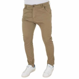 Chinos Παντελόνι Back2Jeans M65 Beige