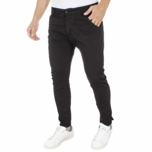 Chinos Παντελόνι Back2Jeans M65 Μαύρο