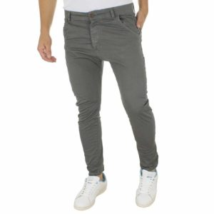 Chinos Παντελόνι Back2Jeans M65 Cement
