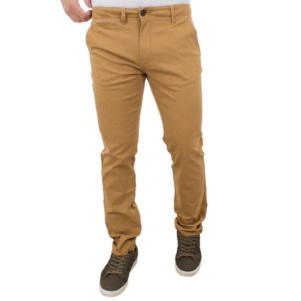 Παντελόνι Chinos Pants DOUBLE CP-217 Beige