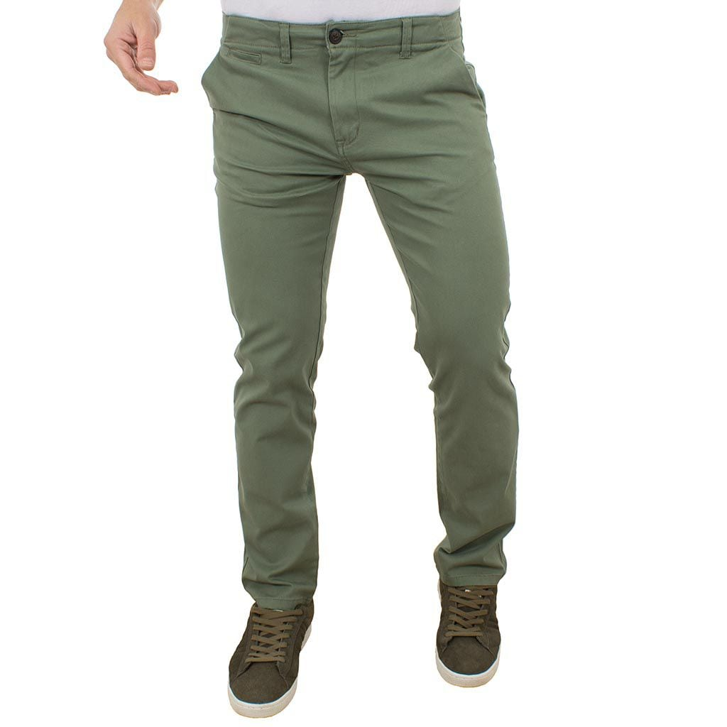 Παντελόνι Chinos Pants DOUBLE CP-217 Olive