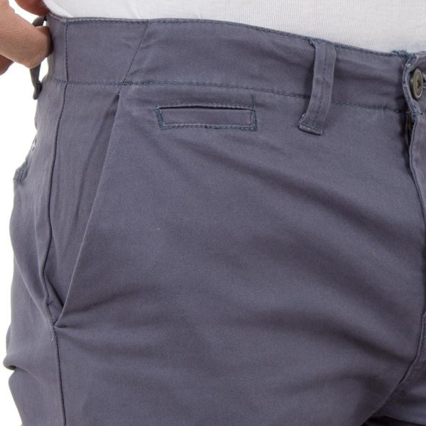 Παντελόνι Chinos Pants DOUBLE CP-217 Stone Blue