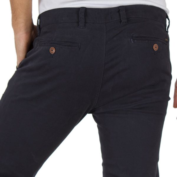 Παντελόνι Chinos DOUBLE CP-218 Navy