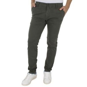 Chinos Παντελόνι DAMAGED Jeans T61 Olive