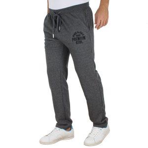 Παντελόνι Φόρμα DOUBLE Jogger Pants MPAN-17 σκούρο Γκρι