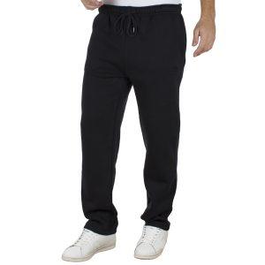 Παντελόνι Φόρμα DOUBLE Jogger Pants MPAN-8 Μαύρο