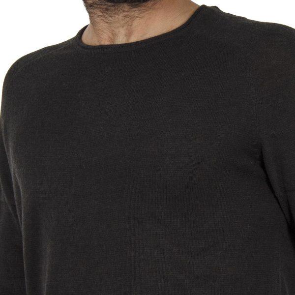 Πουλόβερ Πλεκτή Μπλούζα BLEND 20706288 Ανθρακί
