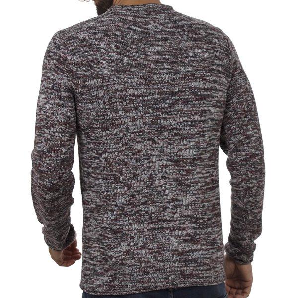 Πουλόβερ Πλεκτή Μπλούζα BLEND 20706293 Μπορντό