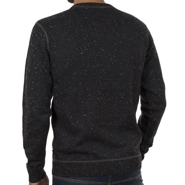 Πουλόβερ Πλεκτή Μπλούζα BLEND 20706296 Ανθρακί