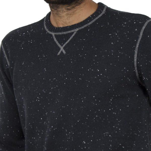 Πουλόβερ Πλεκτή Μπλούζα BLEND 20706296 Navy