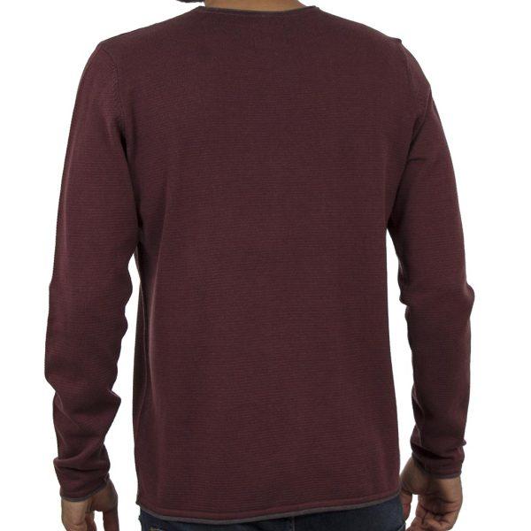 Πουλόβερ Πλεκτή Μπλούζα BLEND 20706452 Μπορντό