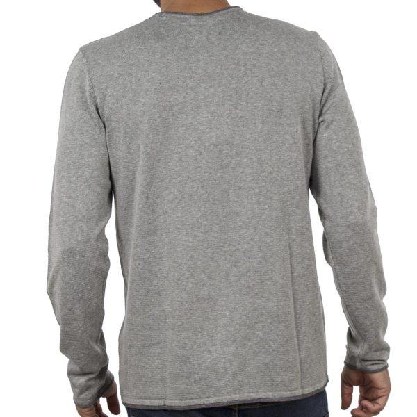 Πουλόβερ Πλεκτή Μπλούζα BLEND 20706452 Γκρι