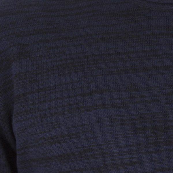 Πουλόβερ Πλεκτή Μπλούζα FUNKY BUDDHA FBM009-09218 Navy