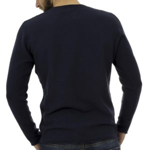 Πλεκτή Μπλούζα BLEND 20705192 Navy