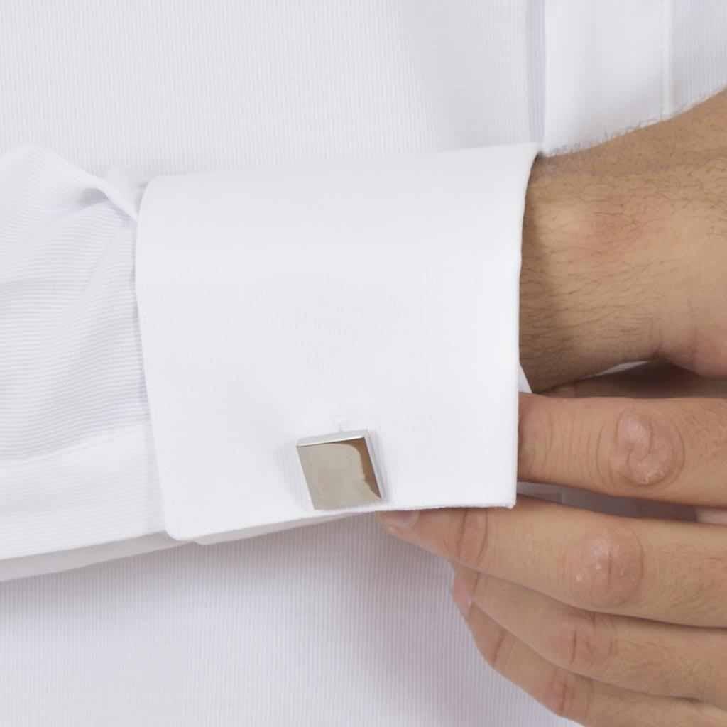 cb3cf3e08f3d Μακρυμάνικο Πουκάμισο με Γιακά για Παπιγιόν CND Shirts 80 Λευκό ...