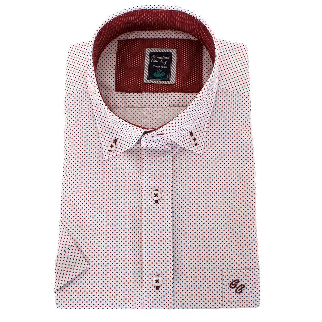 Ανδρικό κλασικό πουκάμισο Canadian Shirts 300-5 ... 8ac1ec43218
