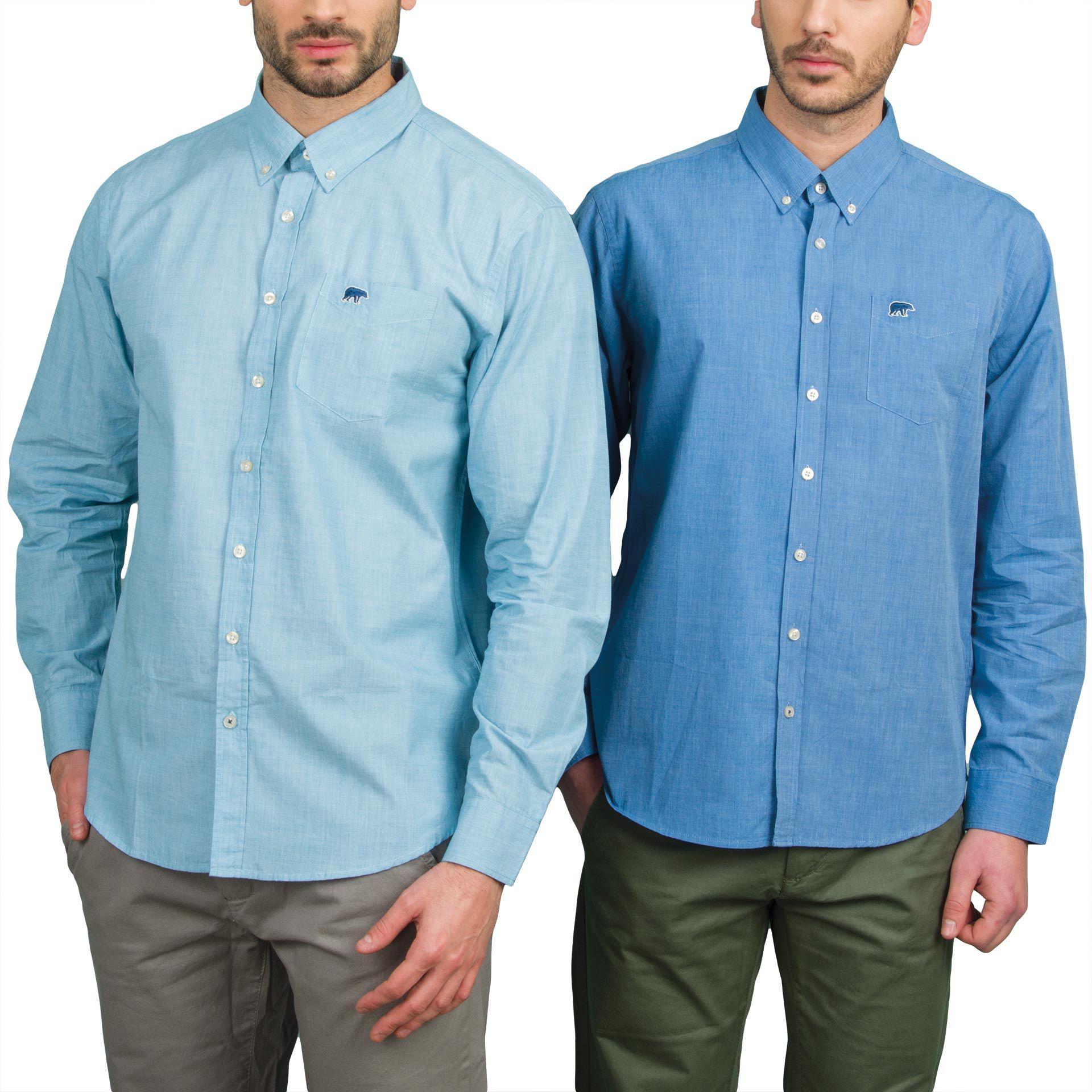 Ανδρικό πουκάμισο Double GS-442