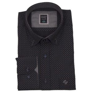 Πουκάμισο regular fit μακρυμάνικο Canadian Shirts 1300-1