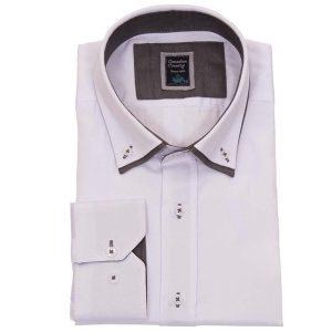 Πουκάμισο regular fit μακρυμάνικο Canadian Shirts 1400-5