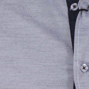 Μάο Μακρυμάνικο Πουκάμισο Slim Fit CND Shirts 3550 Γκρι