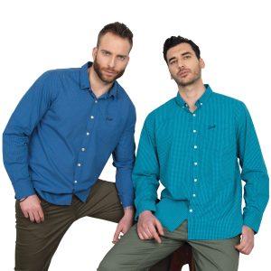 Ανδρικό πουκάμισο Double GS-445